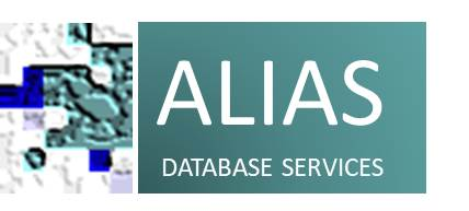 Alias Database Services logo