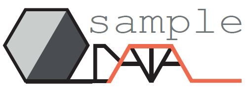 Logo for sample data